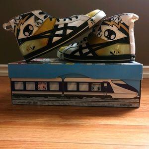 Tokidoki Onitsuka Tiger Shoes